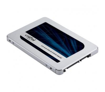 """Накопичувач SSD 2.5"""" 250GB MICRON (CT250MX500SSD1)"""