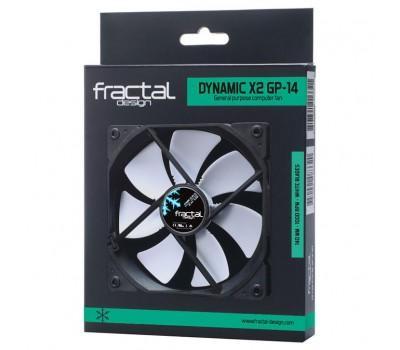 Кулер до корпусу Fractal Design DYNAMIC X2 GP-14 WH (FD-FAN-DYN-X2-GP14-WT)