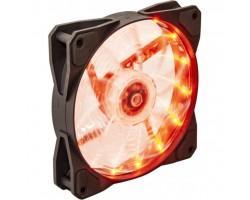 Кулер до корпусу Frime Iris LED Fan 15LED Orange (FLF-HB120O15)
