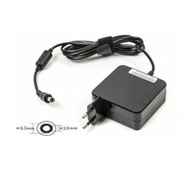 Блок живлення до ноутбуку PowerPlant TOSHIBA 220V, 19V 60W 3.16A (6.3*3.0) wall mount (WM-TO60F6330)