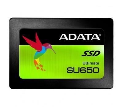 """Накопичувач SSD 2.5"""" 960GB ADATA (ASU650SS-960GT-R)"""