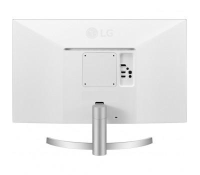 Монітор LG 27UL500-W