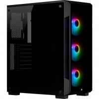 Корпус CORSAIR 220T RGB Black (CC-9011190-WW)