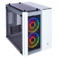Корпус CORSAIR Carbide 280X RGB Tempered Glass White (CC-9011137-WW)