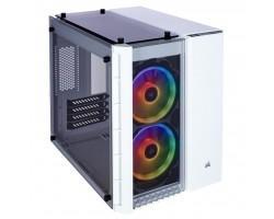 Корпус CORSAIR Carbide 280X RGB Tempered Glass White (CC-9011137-WW)