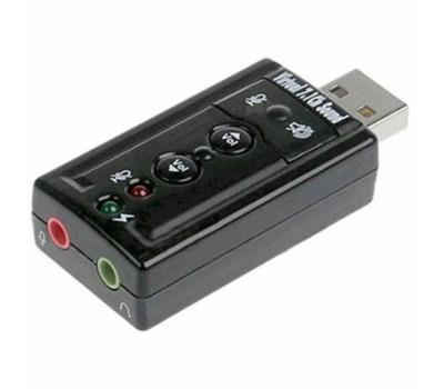 Звукова плата Dynamode USB-SOUNDCARD7