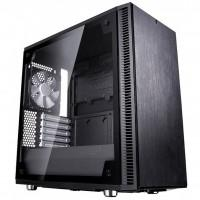Корпус Fractal Design DEFINE MINI C BLack (FD-CA-DEF-MINI-C-BK-TG)