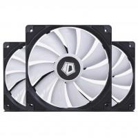 Кулер до корпусу ID-Cooling XF-12025-RGB-TRIO (3pcs Pack) (XF-12025-RGB-TRIO)