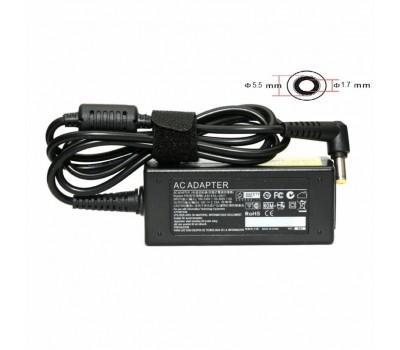 Блок живлення до ноутбуку PowerPlant ACER 220V, 19V 40W 2.15A (5.5*1.7) (AC40F5517)