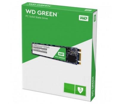 Накопичувач SSD M.2 2280 240GB Western Digital (WDS240G2G0B)