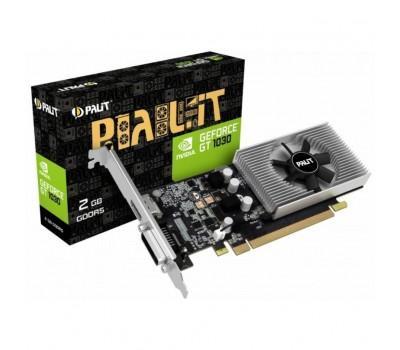 Відеокарта GeForce GT1030 2048Mb PALIT (NE5103000646-1080F)