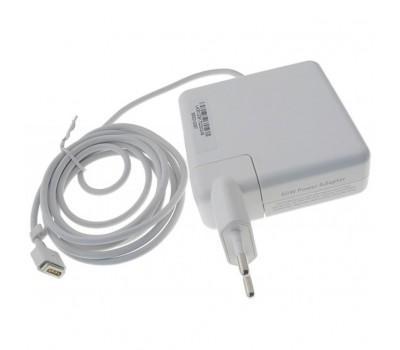 Блок живлення до ноутбуку PowerPlant APPLE 220V, 16.5V 60W 3.65A (Magnet tip) (AP60KMAG)