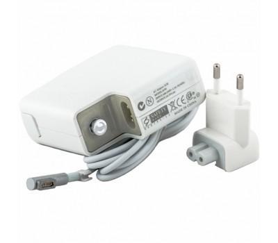 Блок живлення до ноутбуку PowerPlant APPLE 220V, 18.5V 85W 4.6A (Magnet tip) (AP85EMAG)