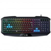 Клавіатура Genius Scorpion K215 Black UKR USB (31310474105)
