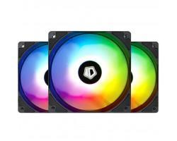 Кулер до корпусу ID-Cooling XF-12025-ARGB-TRIO (3pcs Pack) (XF-12025-ARGB-TRIO)