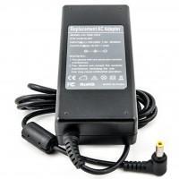 Блок живлення до ноутбуку PowerPlant HP 220V, 18.5V 90W 4.9A (5.5*2.5) (HP90E5525)