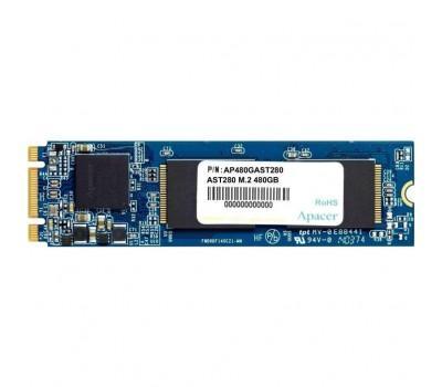 Накопичувач SSD M.2 2280 480GB Apacer (AP480GAST280-1)
