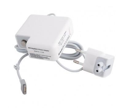 Блок живлення до ноутбуку PowerPlant APPLE 220V, 85W, 20V, 4.6AA (MagSafe 2) (AP85HMAG2)