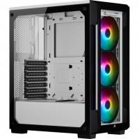 Корпус CORSAIR 220T RGB White (CC-9011191-WW)
