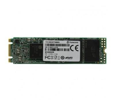 Накопичувач SSD M.2 2280 128GB Transcend (TS128GMTS830S)