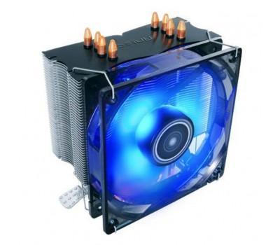 Кулер до процесора Antec C400 Blue LED (0-761345-10920-8)