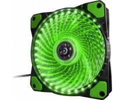 Кулер до корпусу Frime Iris LED Fan 33LED Green (FLF-HB120G33)