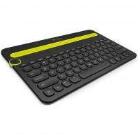 Клавіатура Logitech Bluetooth Multi-Device Keyboard K480 Black (920-006368)