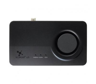Звукова плата ASUS Xonar U5 (90YB00FB-M0UC00)