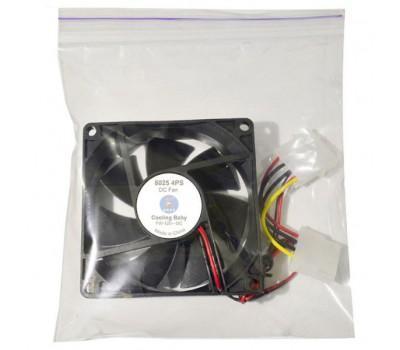 Кулер до корпусу Cooling Baby 8025 4PS