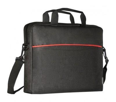 """Сумка для ноутбука Defender 15,6"""" Lite black (26083)"""