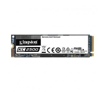 Накопичувач SSD M.2 2280 250GB Kingston (SKC2500M8/250G)