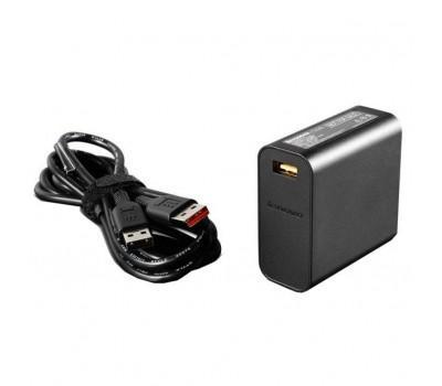 Блок живлення до ноутбуку Lenovo 40W 20V, 2A / 5.2V, 2A, разъем USB (special) (ADL40WDG)