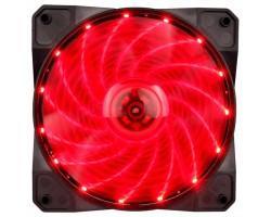 Кулер до корпусу 1stPlayer A1-15LED RED
