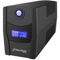 Пристрій безперебійного живлення PowerWalker VI 1000 STL (10121074)
