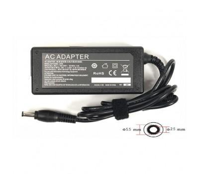 Блок живлення до ноутбуку PowerPlant ACER 220V, 19V 65W 3.42A (5.5*2.5) (AC65F5525)