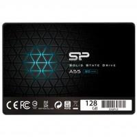 "Накопичувач SSD 2.5"" 128GB Silicon Power (SP128GBSS3A55S25)"