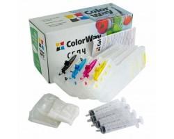 Комплект перезаправних картриджів ColorWay HP №88/940 (H940RN-0.0L)