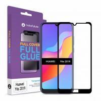 Скло захисне MakeFuture Huawei Y6s 2019 Full Cover Full Glue (MGF-HUY6S19)