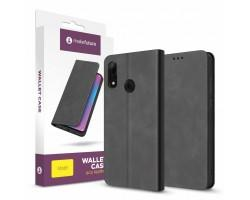 Чохол до моб. телефона MakeFuture Wallet Case (ECO Leather) Samsung A50 Black (MCW-SA505BK)