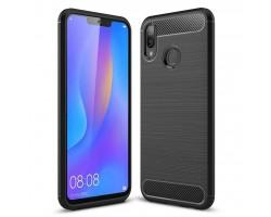 Чохол до моб. телефона Laudtec для Huawei P Smart Plus Carbon Fiber (Black) (LT-PSTP)