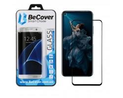 Скло захисне BeCover Honor 20 Pro Black (704619)