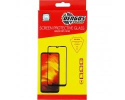 Скло захисне DENGOS Full Glue для Samsung Galaxy M30s (black (TGFG-82)
