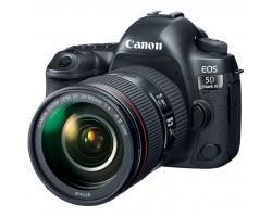 Цифровий фотоапарат Canon EOS 5D MKIV 24-105 L IS II USM Kit (1483C030)