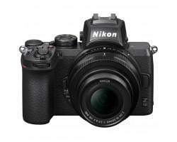 Цифровий фотоапарат Nikon Z50 + 16-50 f/4.5-6.3 VR (VOA050K001)