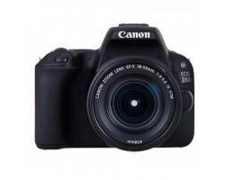 Цифровий фотоапарат Canon EOS 200D 18-55 DC III Black Kit (2250C014)