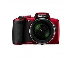 Цифровий фотоапарат Nikon Coolpix B600 Red (VQA091EA)