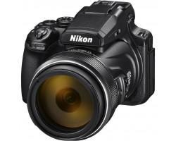 Цифровий фотоапарат Nikon Coolpix P1000 Black (VQA060EA)