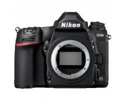 Цифровий фотоапарат Nikon D780 body (VBA560AE)