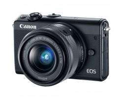 Цифровий фотоапарат Canon EOS M100 + 15-45 IS STM Black (2209C048)