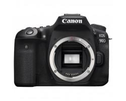 Цифровий фотоапарат Canon EOS 90D Body (3616C026)